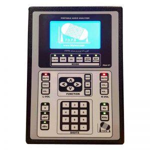 دستگاه تحلیل گر صدای پرتابل مدل PAA-V1